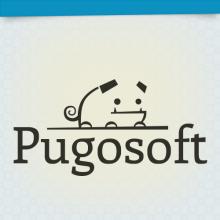 pugosoft logo